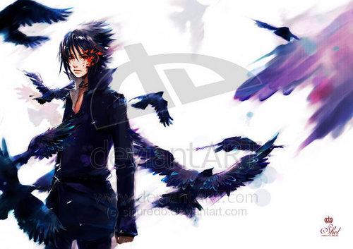 Sasuke_Poster (BurnOut)