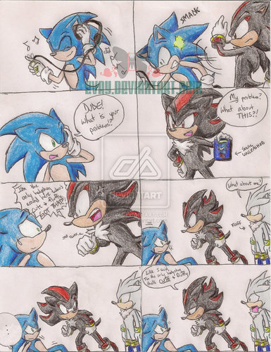 Shadow (What else is new? XD) - shadow-the-hedgehog Photo