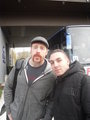 Sheamus outside the ring