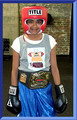 Shreya on Boxing Challenge - fetch-with-ruff-ruffman-season-5 photo