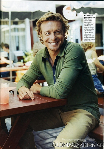 Simon Baker! - simon-baker Photo