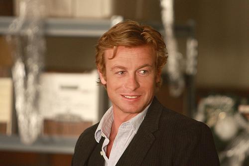 Simon Baker!
