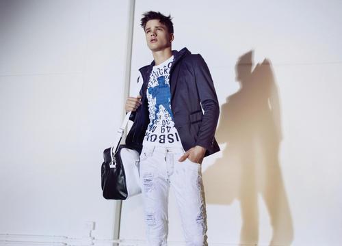 Simon Nessman for ANTONY MORATO SS2010 Campaign
