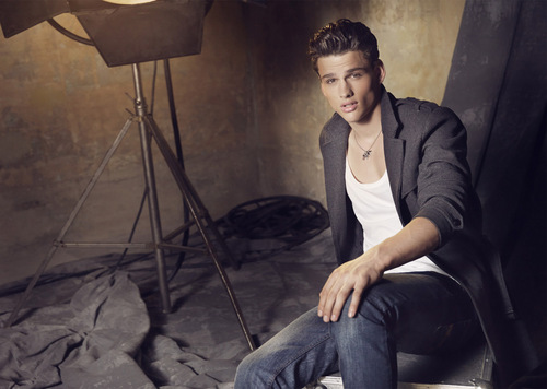 Simon Nessman for Blanco MAN Campaign FW 2010