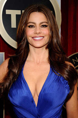 Sofia Vergara - 17th Annual Screen Actors Guild Awards - Red Carpet