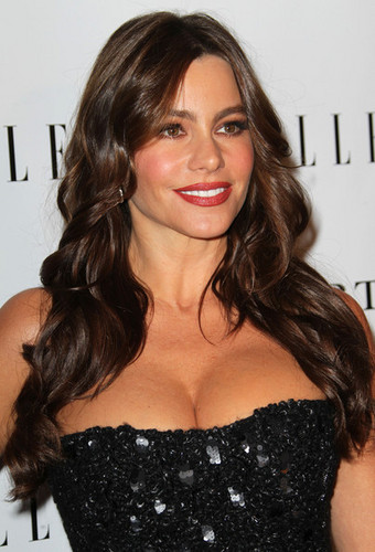 Sofia Vergara - ELLE Women In Television Event - Red Carpet