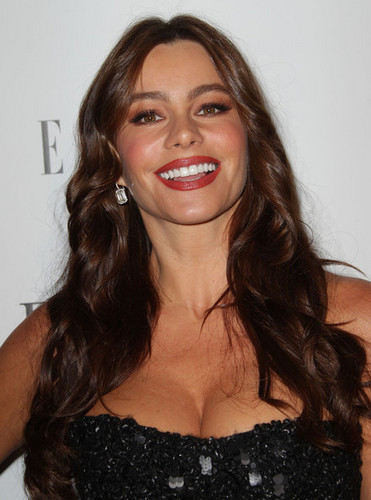 Sofia Vergara - ELLE Women In ti vi Event - Red Carpet