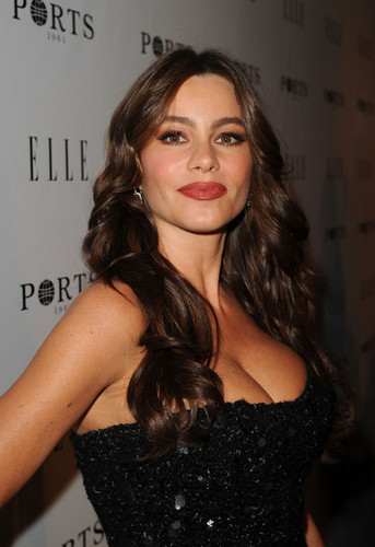 Sofia Vergara - ELLE Women In Fernsehen Event - Red Carpet