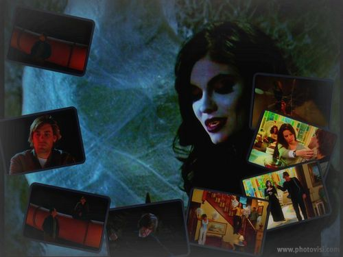 Spin City Background 2 - charming-charmed-fans Wallpaper