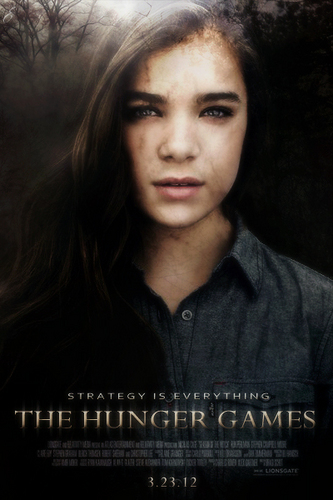 HungerGamesPoster [Katniss]