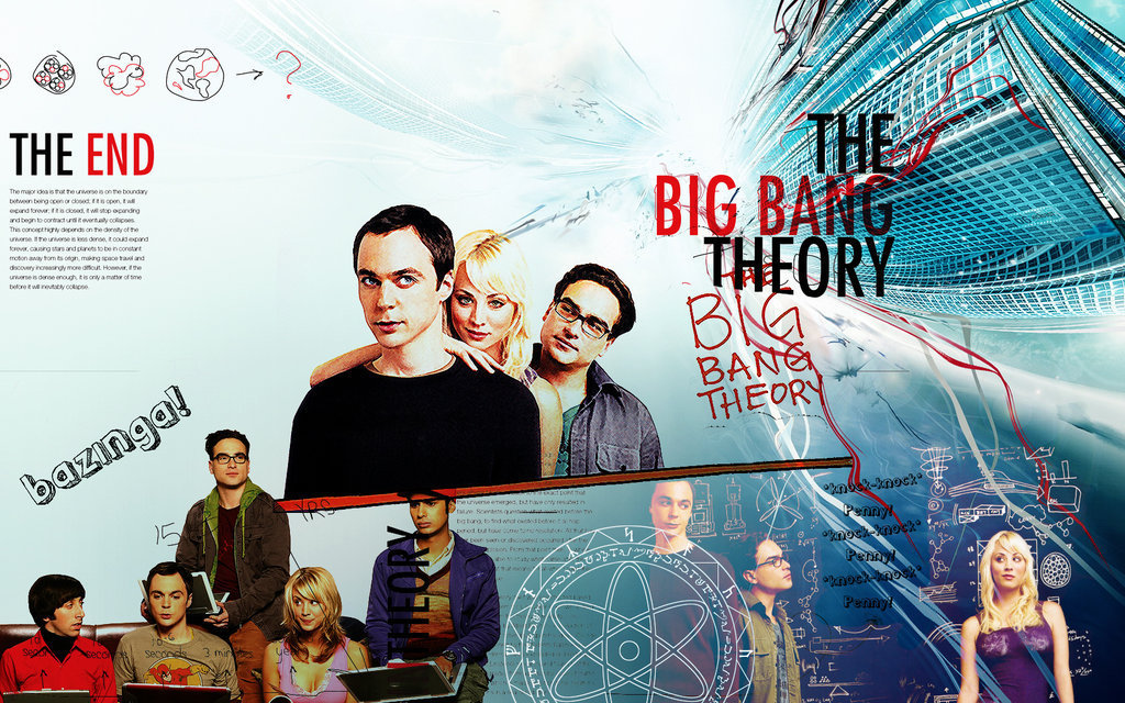 TBBT  The Big Bang Theory Wallpaper 18890285  Fanpop