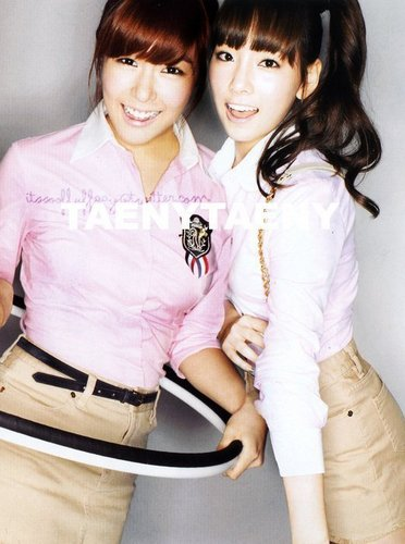 TaeNy best couple ^^ - tiffany-hwang Photo