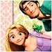 Tangled - flynn-and-rapunzel icon