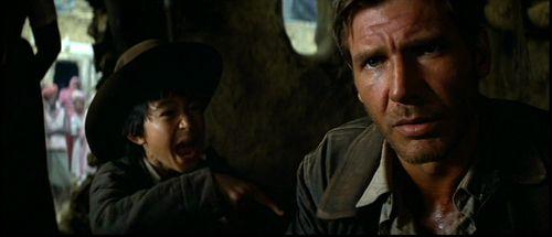 Indiana Jones wallpaper entitled Temple of Doom Screencap