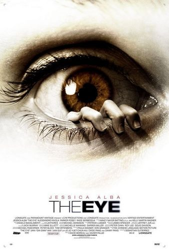 The Eye Theatrical Poster