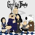The Griffin Family... Addams Family Style!!