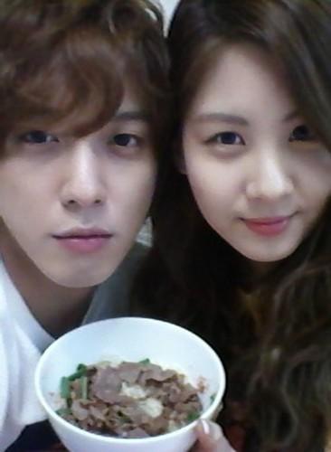 The Sweet Potato Couple