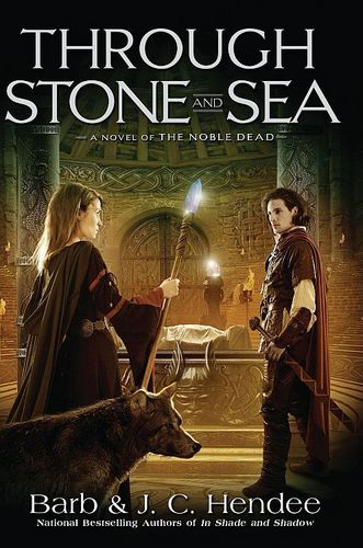 Through Stone and Sea US Cover Wynn, Chane and Shade