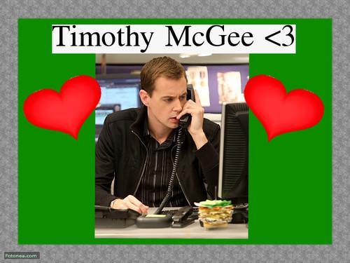 Timothy McGee <3