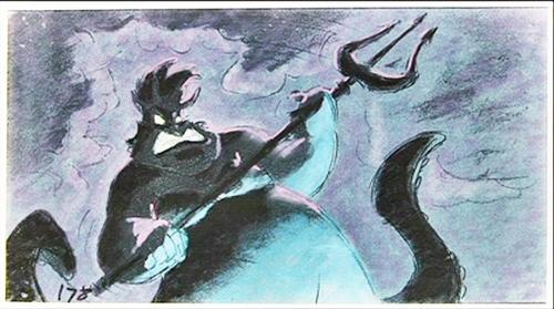 Ursula - Character ubunifu