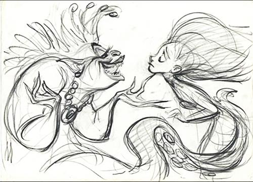 Ursula - Character নকশা