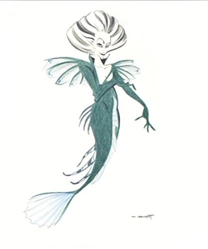 Ursula - Character desain