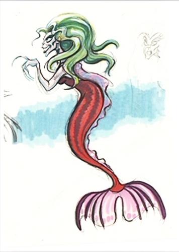 Ursula - Character デザイン