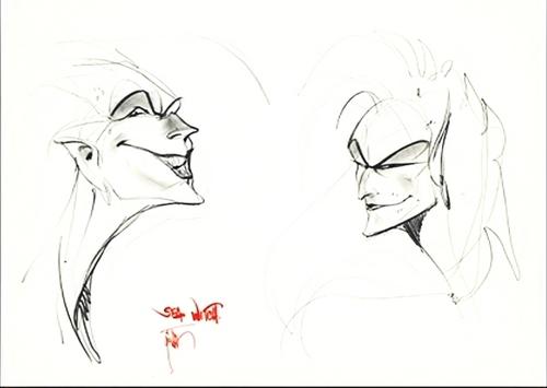 Ursula - Character 디자인