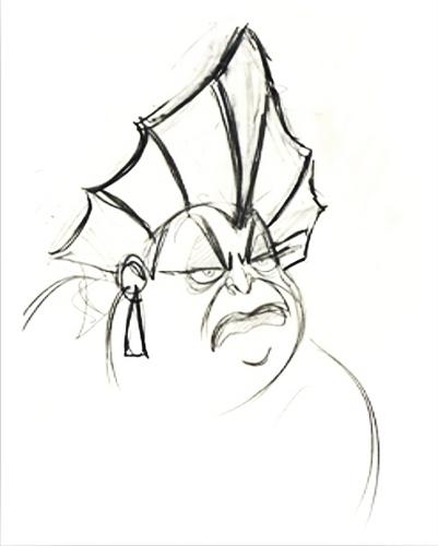 Ursula - Character Design