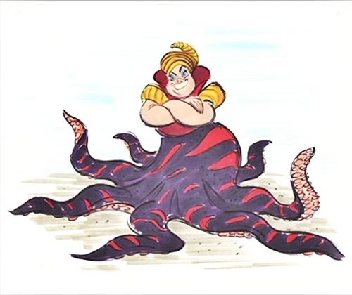 Ursula - Character 设计