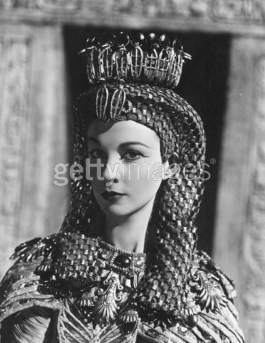 Vivien Leigh _as cleopatra