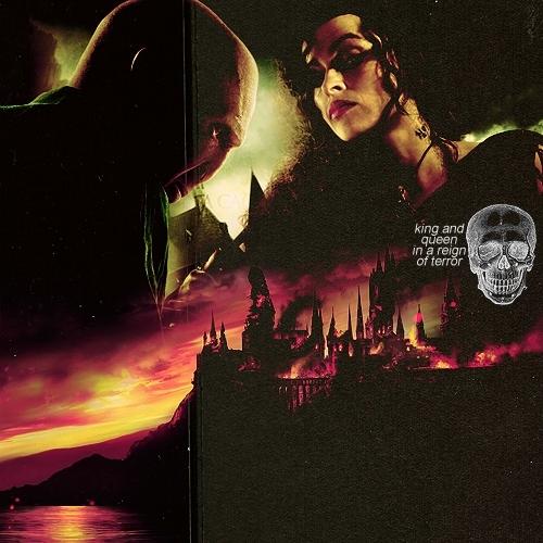 Voldemort&Bellatrix
