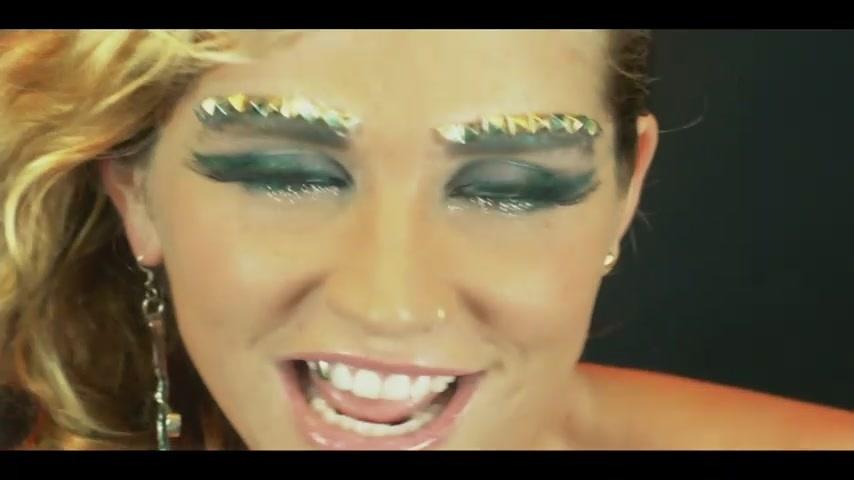 kesha logo font. Kesha Music Video.