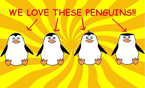 We प्यार these penguins!!! :D