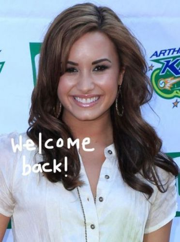 Welcome Back <3
