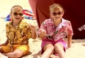 You're Invited To Mary-Kate And Ashley's Hawaiian Beach Party - mary-kate-and-ashley-olsen photo
