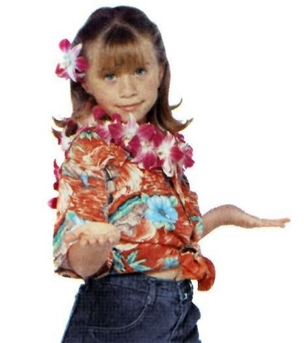 You're Invited To Mary-Kate And Ashley's Hawaiian 바닷가, 비치 Party