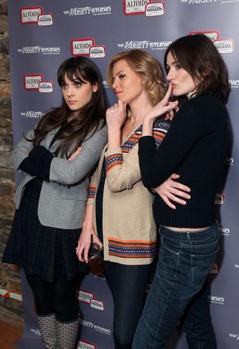Zooey @ Sundance Film Festival 2011