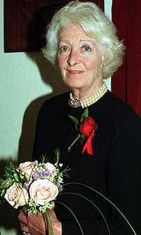 diana's mother Frances Shand kydd