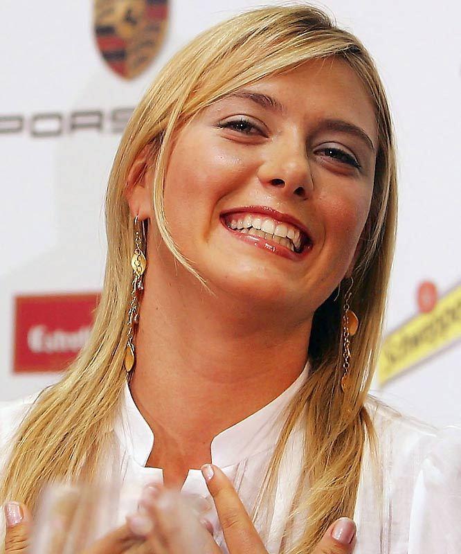 Maria Sharapova Hot
