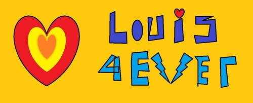 luv louis 4ever