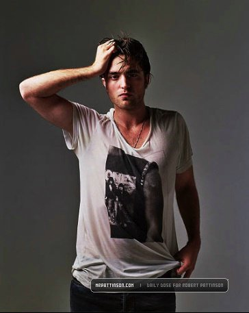 new/old Rob photoshoot outtakes