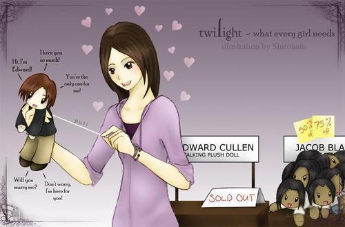 No one buys the Jacob doll - critical-analysis-of-twilight Photo
