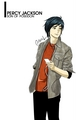 percy jackson! - the-heroes-of-olympus fan art