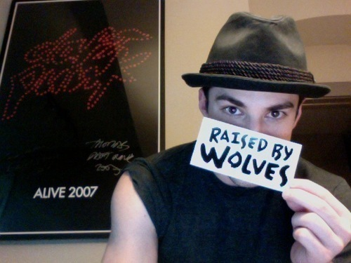 raised by wolves - the-vampire-diaries-tv-show Photo