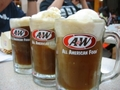 rootbeer aw float  (x3) - root-beer photo