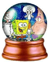 sponge globe