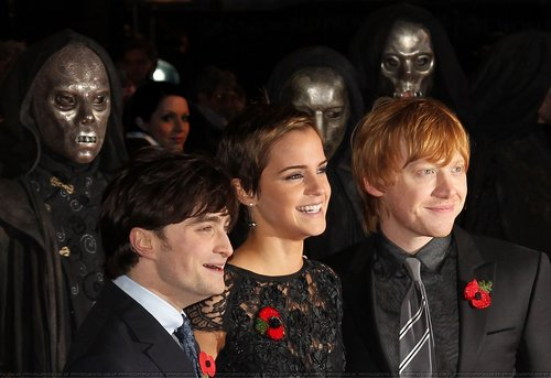♥HP Lovely Cast♥ Dan, Rup & Emma