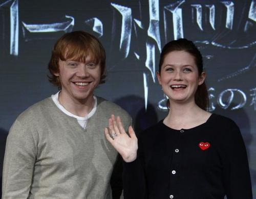 ♥HP Lovely Cast♥ Rup & Bonnie