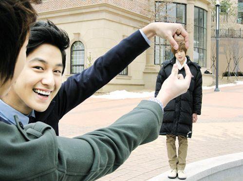 Kim Hyun Joong wallpaper containing a street called ♥Hyun Joong♥